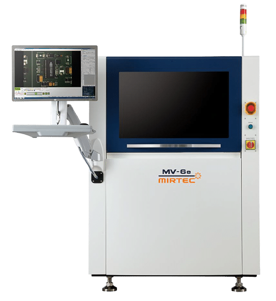 Altek Electronics has recently made an investment in a Mirtec MV-6 Omni 3D AOI